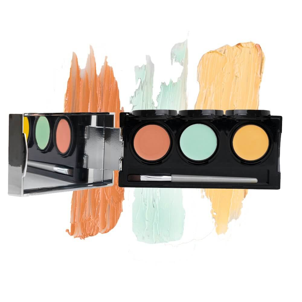 color corrector palette